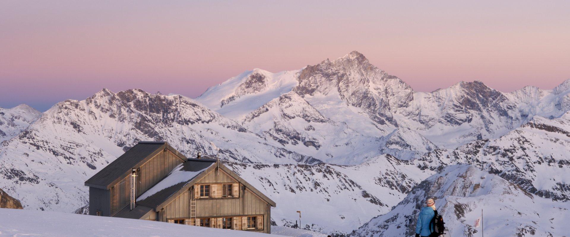 En route vers les refuges alpins !