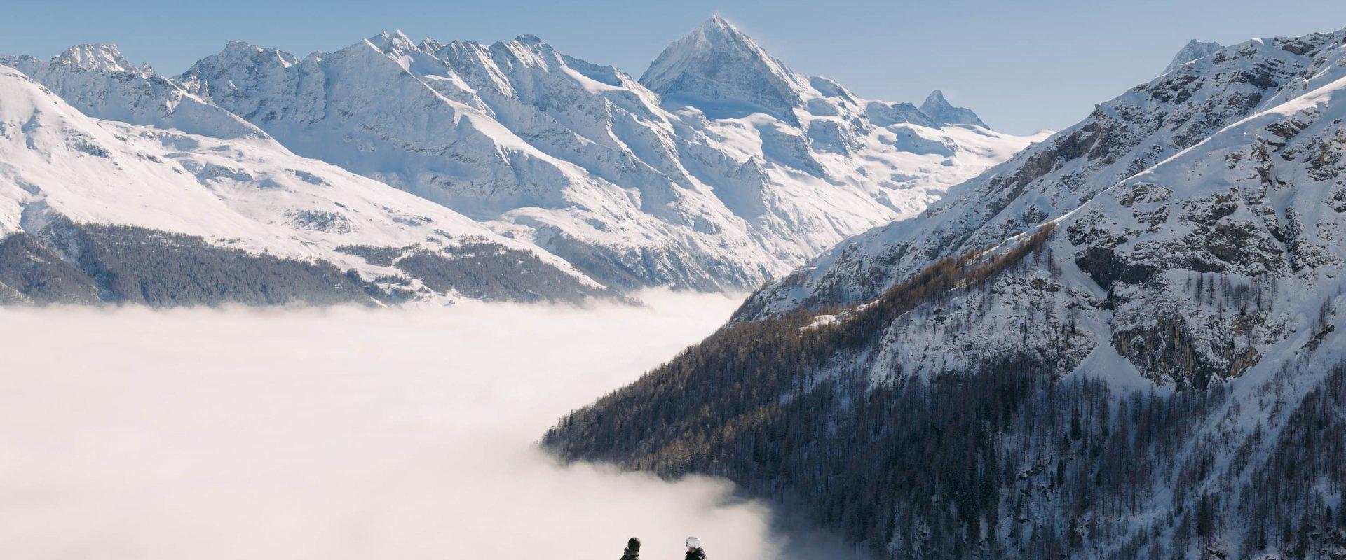 Alpine skiing - Espace Dent Blanche