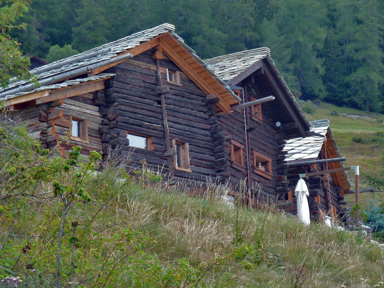 Le hameau de Baule