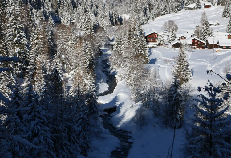 Un air de Laponie au Val des Dix