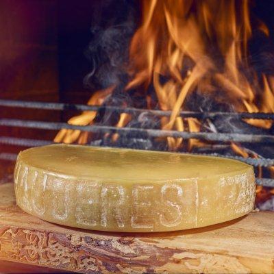 Les fromages du Val d'Hérens