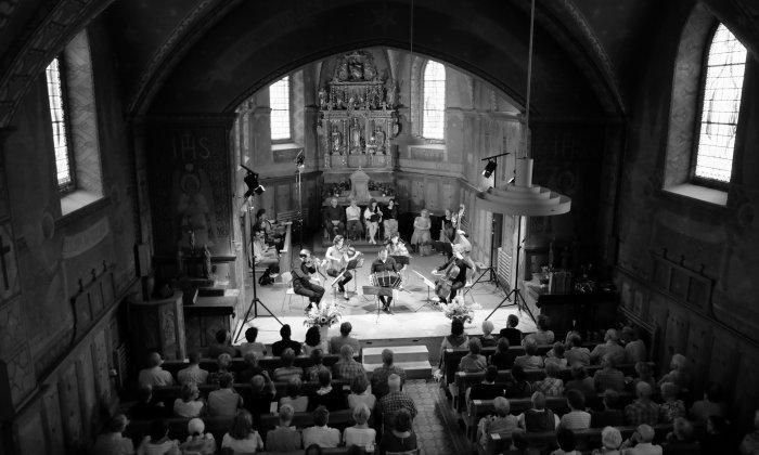 Im Wallis, ein sehr intimes und hochkarätiges Festival der klassischen Musik