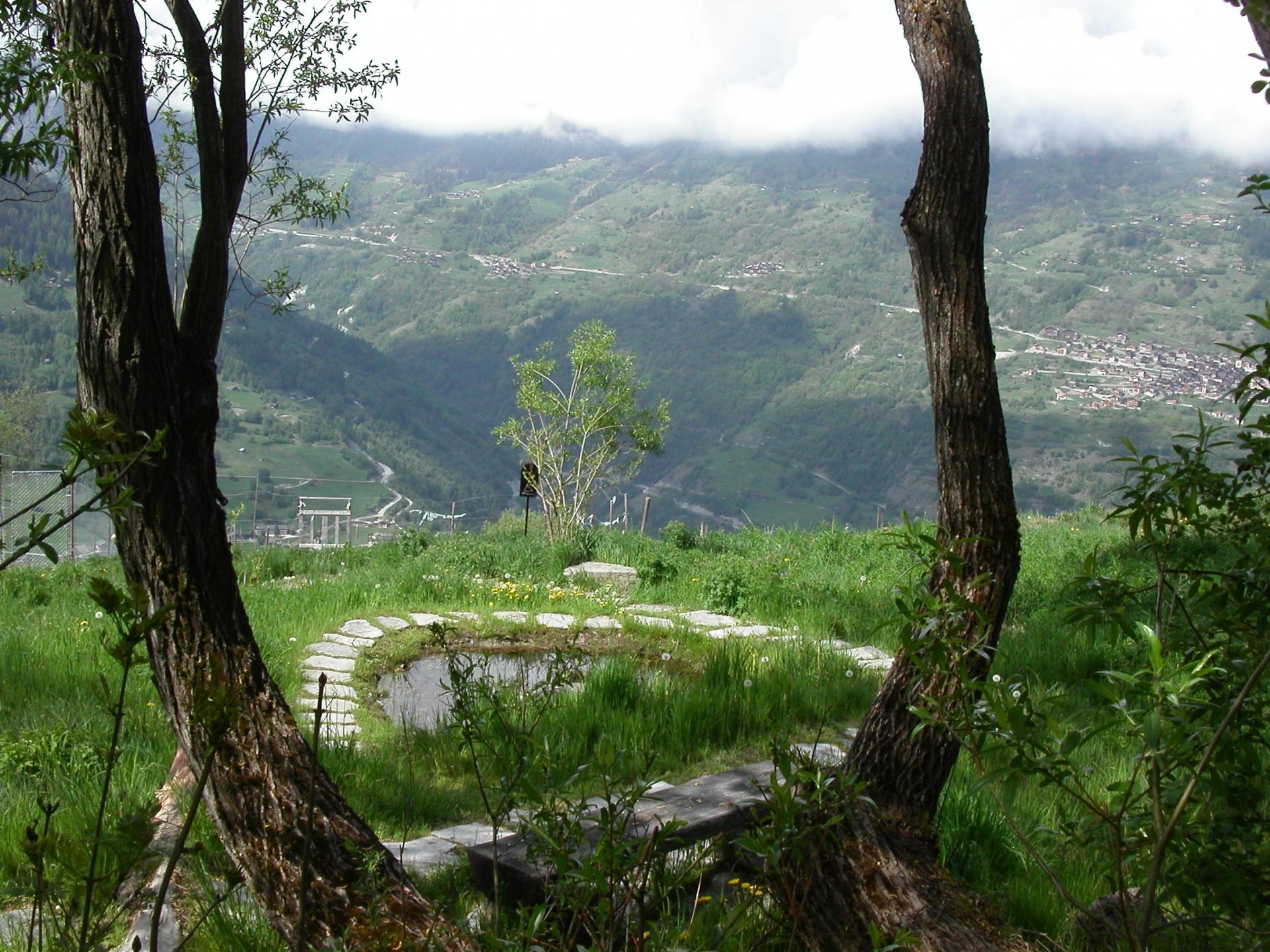 Le sentier Maurice Zermatten