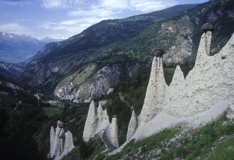Sion et le Val d'Hérens au 13h00 de TF1
