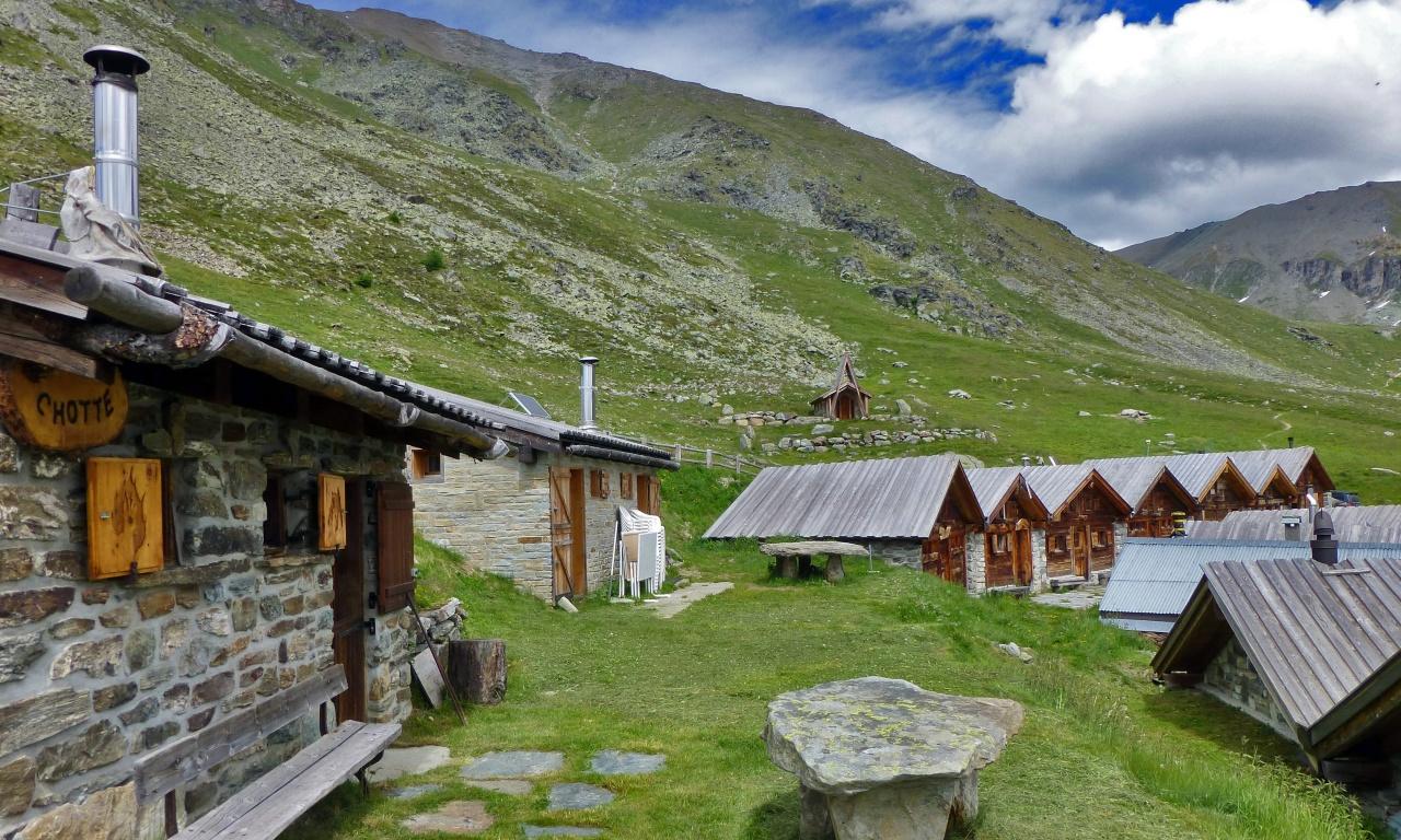 Alpage de L'A Vieille - Eison