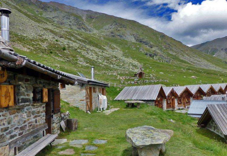 La navette des Alpages de Saint-Martin