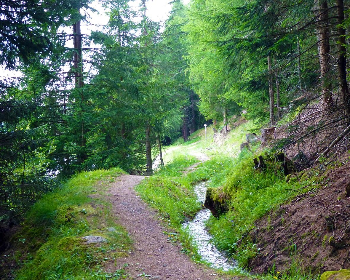 Nature trail Nax-Eison
