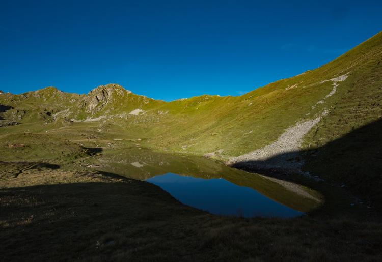 Sommer - Winter Wanderugen in Val des Dix