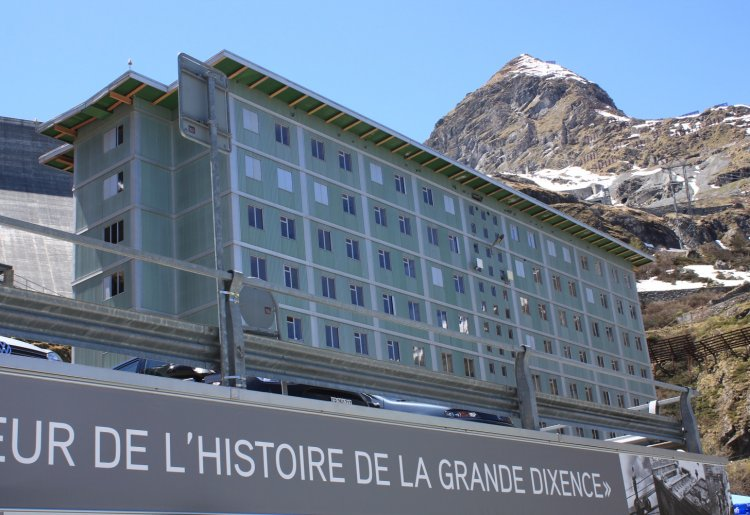 Visit to Grande Dixence: 10 things to see and do