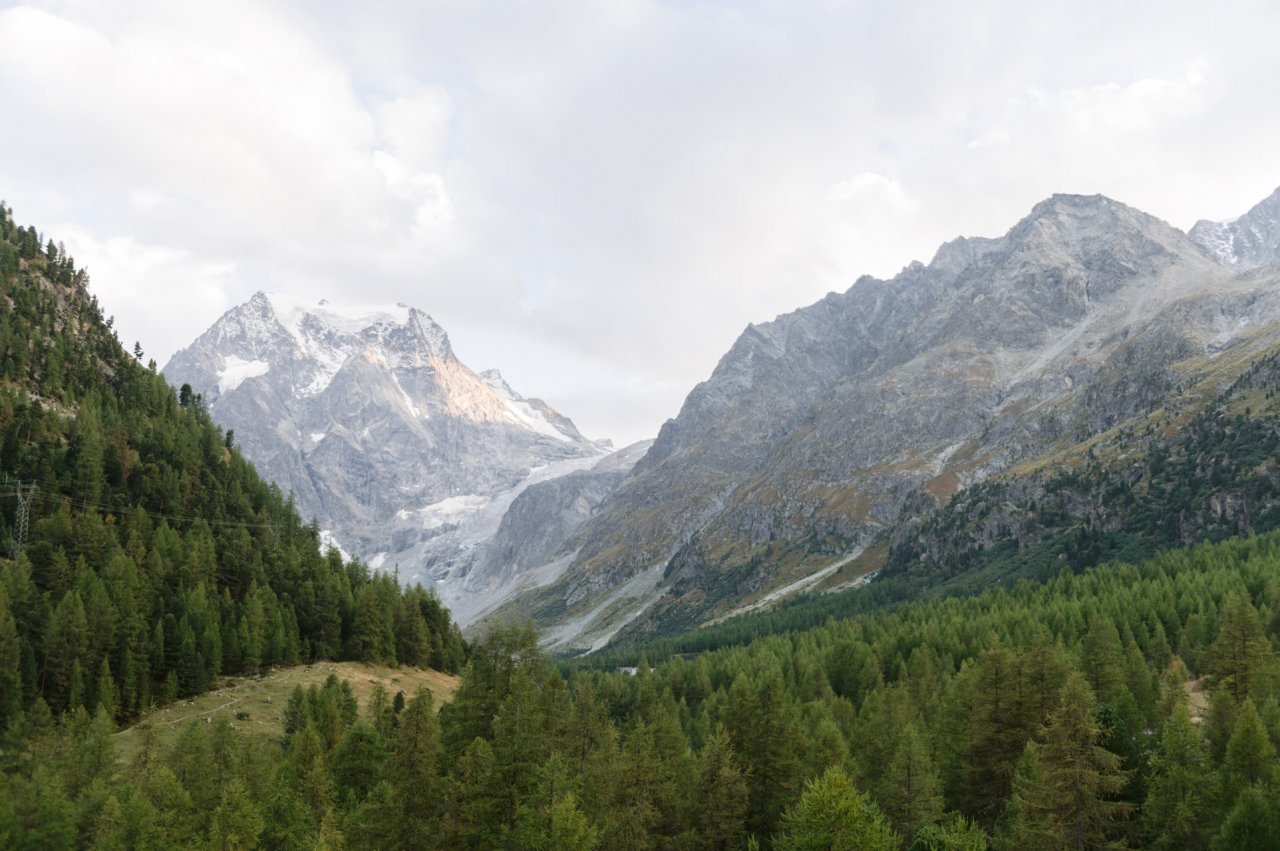 VTT / E-VTT Arolla - Mont-Dolin