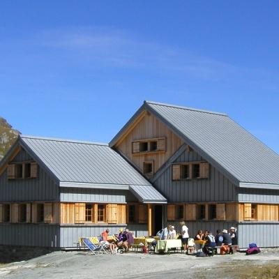 Prafleuri Hütte