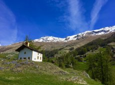Chapelle Saint-Christophe - La Sage-40372