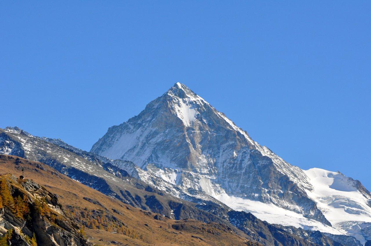 Trekking en Valais – Tour du Val d'Hérens – 4 jours