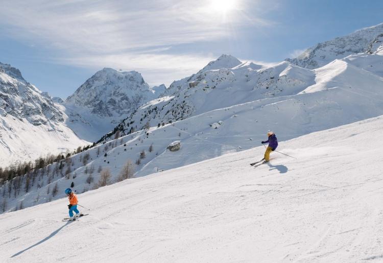 Espace Dent-Blanche - Ski Sector Arolla