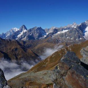 Randonnée Val des Dix - Val d'Hérens