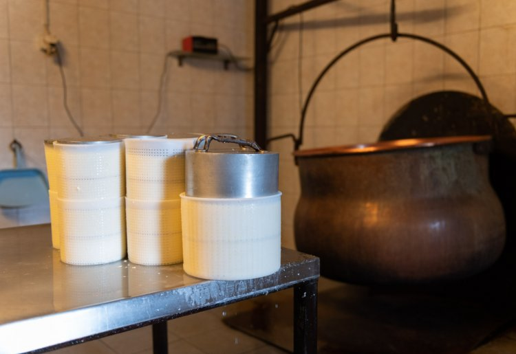 Cheese factory La Forclaz