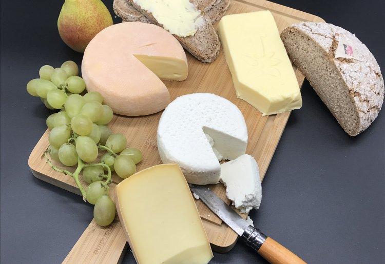 Creamery Les Haudères