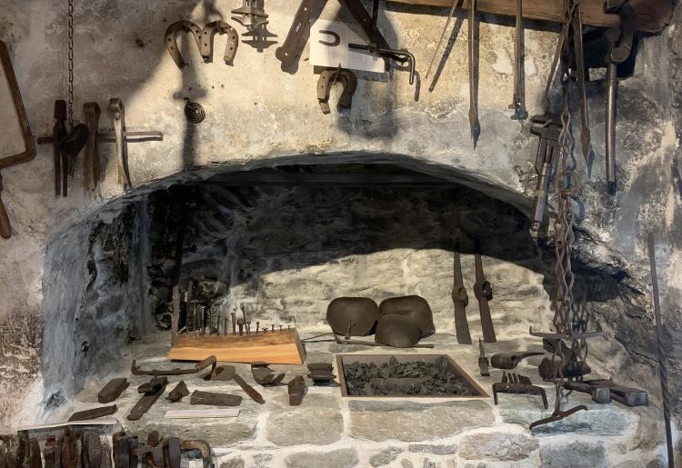 Folklore à la Forge