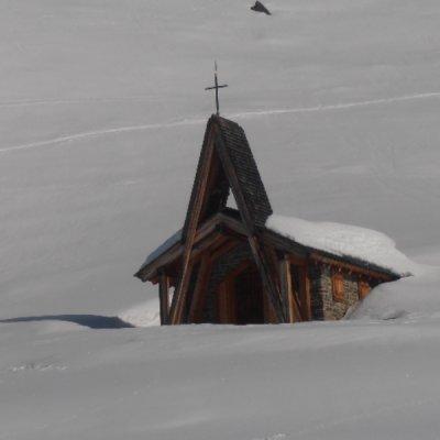 The chapels of Saint-Martin