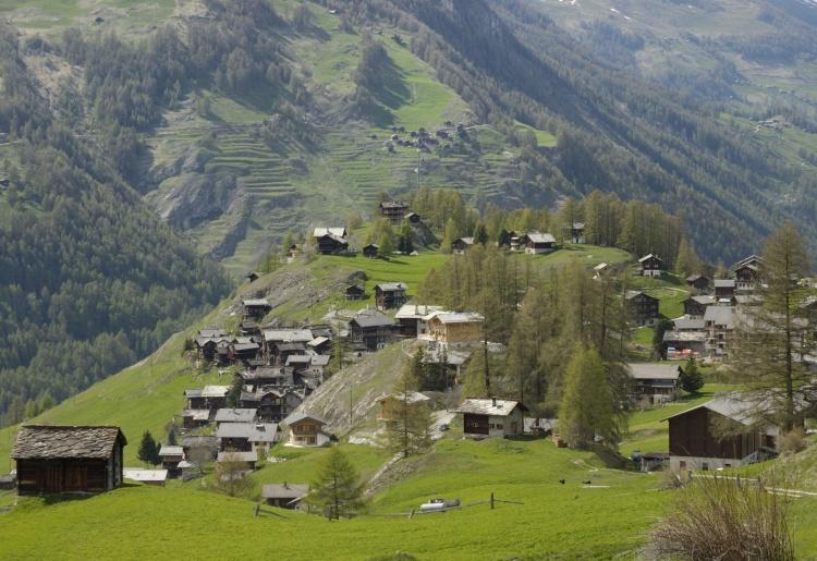 Villages sur Les Rocs