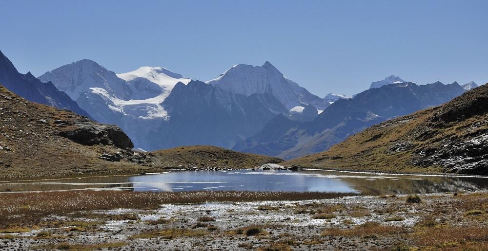 Tsaté lake