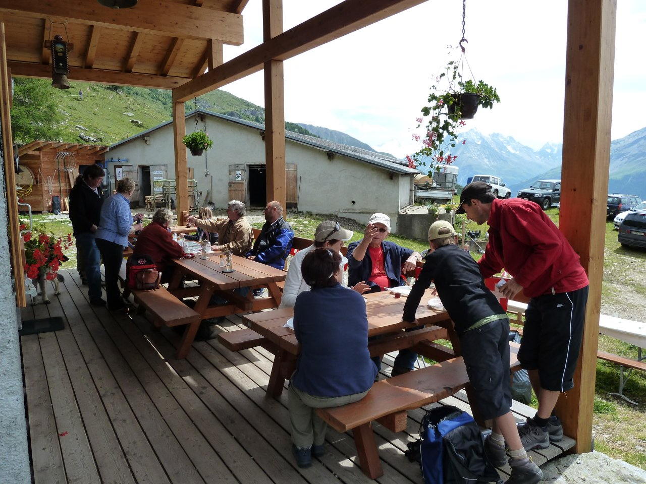 Le Val d'Hérens : une vallée de fête !