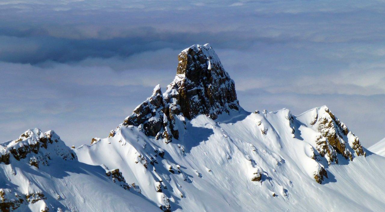 Winter walks on the Val d'Hérens sunny side ¨!