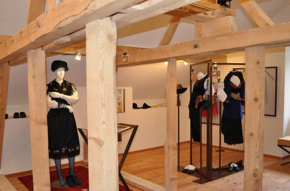 The Dairy and Costume Museum-32349