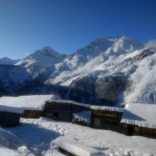 Rando-fondue sur la neige
