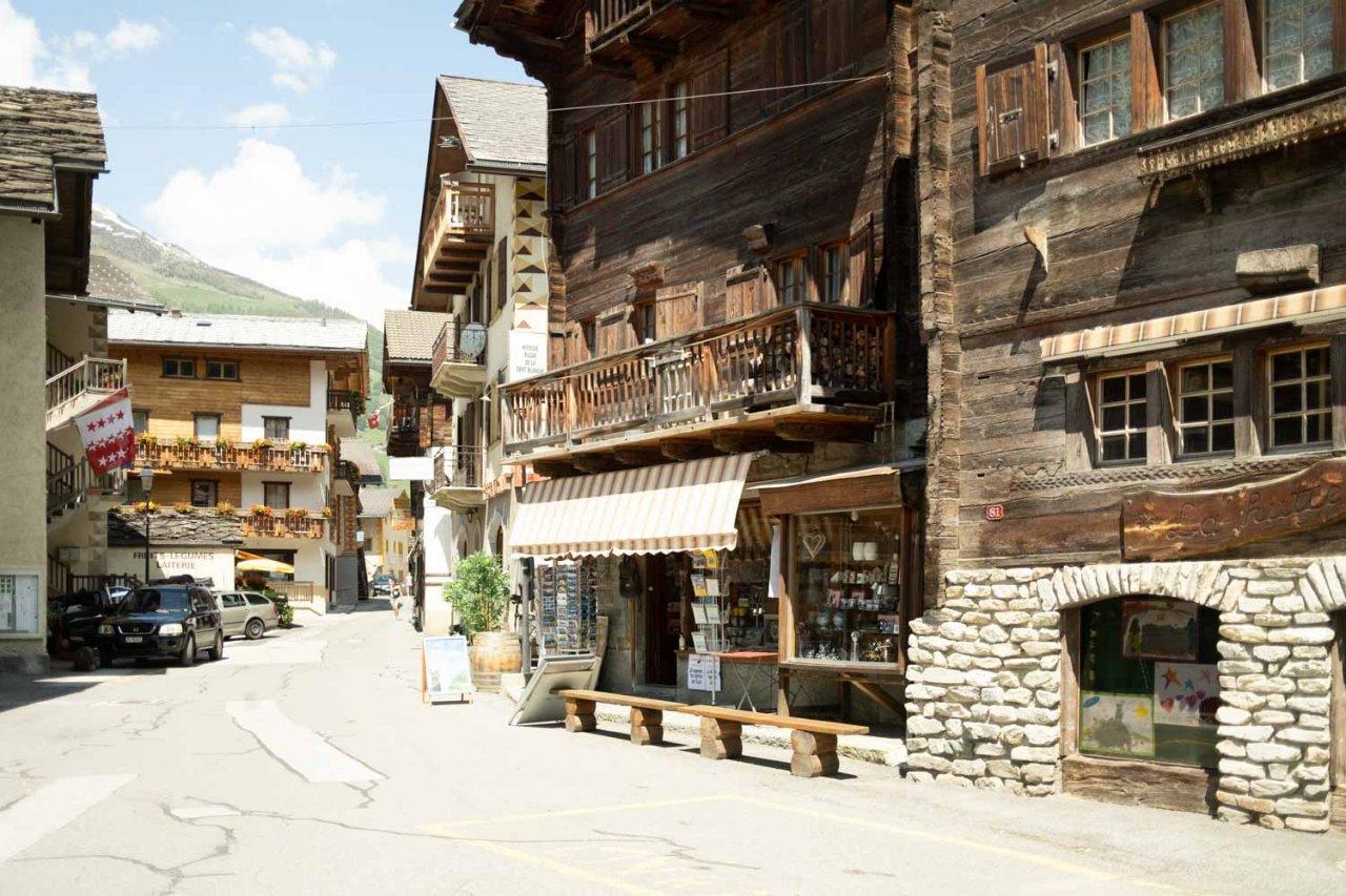 Visite gourmande du village d'Evolène