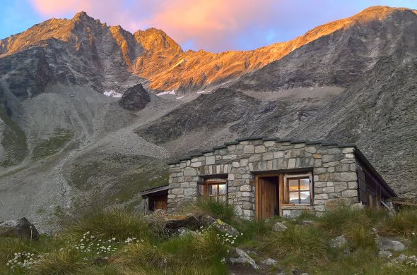 Hike & mountain hut – Val d'Hérens- Arolla-40814
