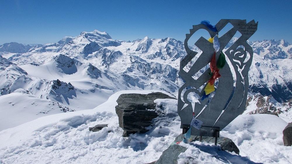 Alpinisme - Rosablanche par la cabane de Prafleuri