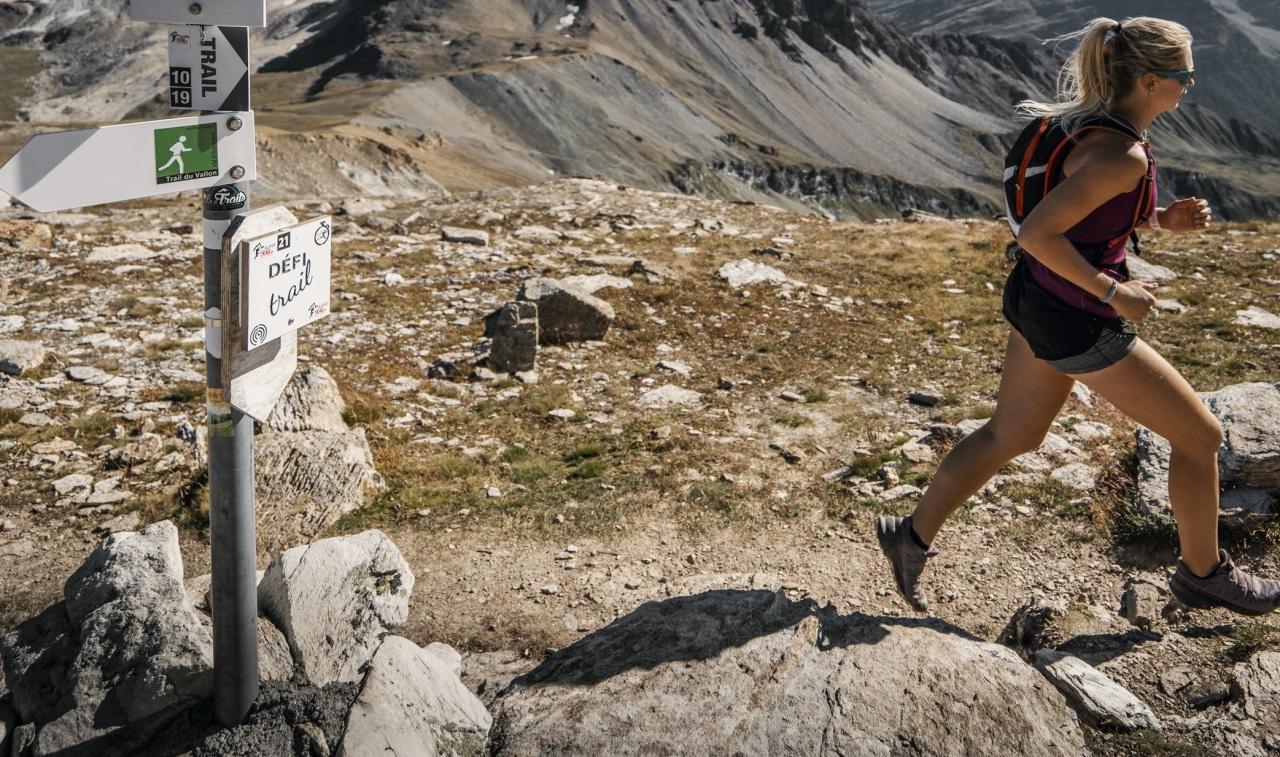 Trail n°2 : Les Balcons d'Evolène
