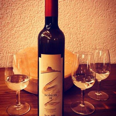 Le vin Solaris d'Ossona