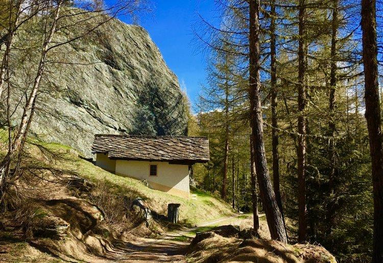 Trail n°4 : La Borgne d'Arolla