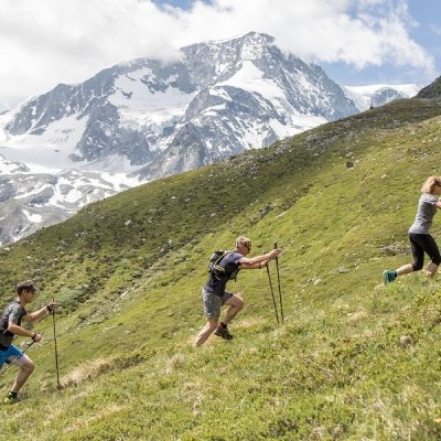 Alpes Trail Val d'Hérens