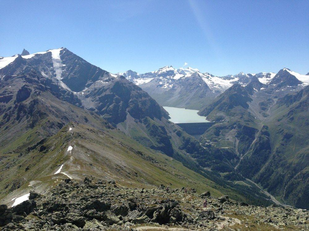 Randonnée accompagnée au Pic d'Artsinol (2998m) et Lac d'Arbey