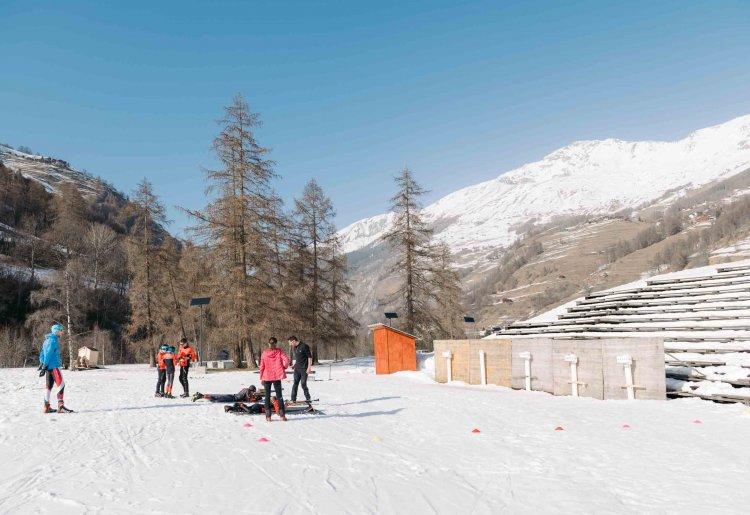 Einleitung zum Biathlon