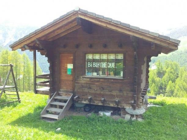 Bibliothèque La Sage