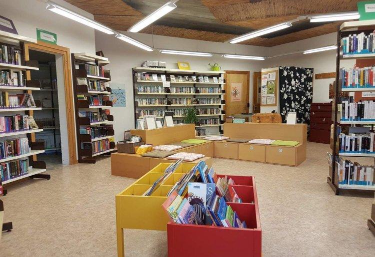 Hérémence Library