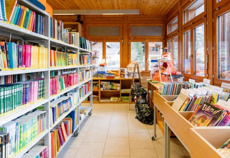 Library Evolène