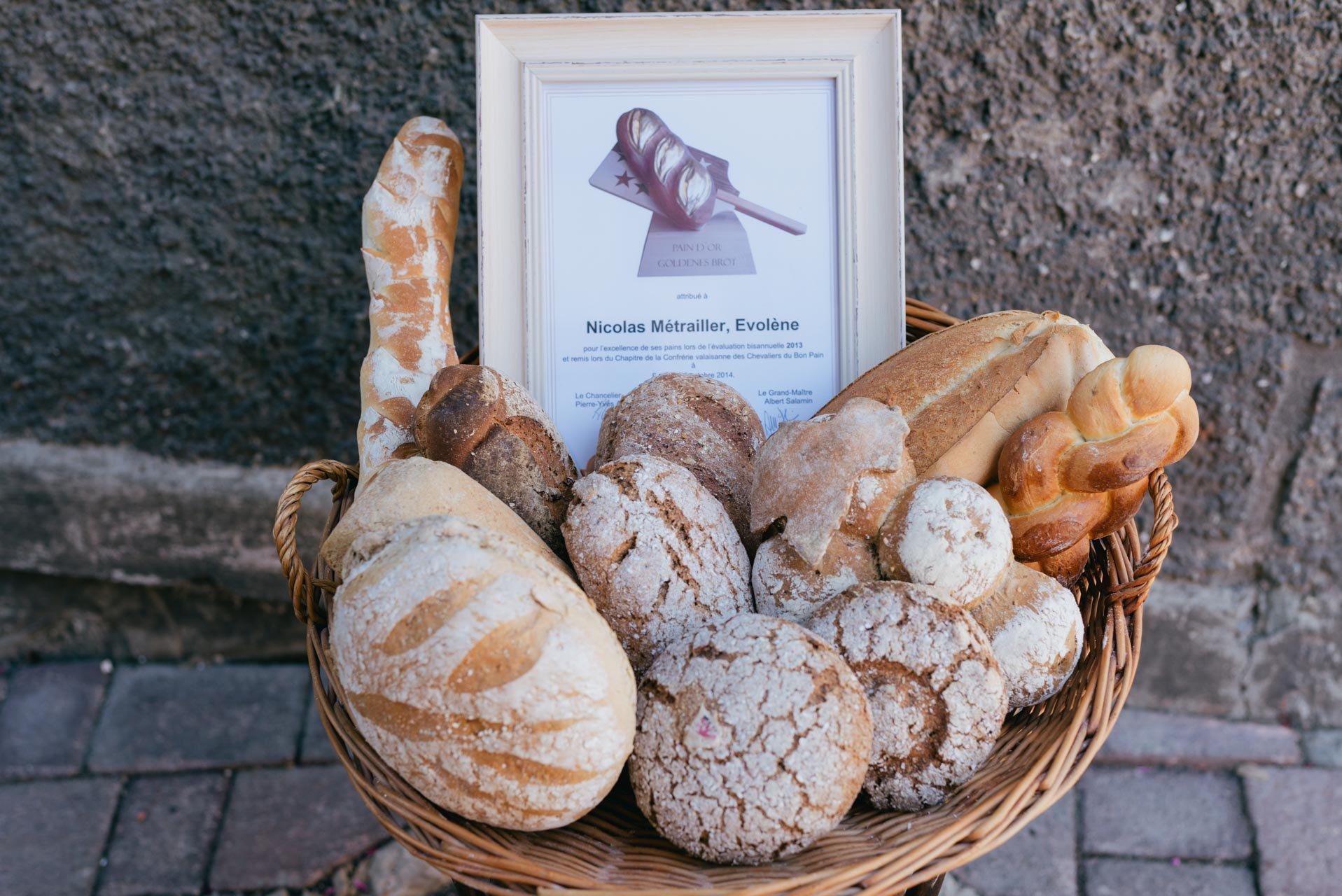 Bäckerei Métrailler