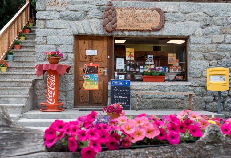 Boulangerie Les Haudères