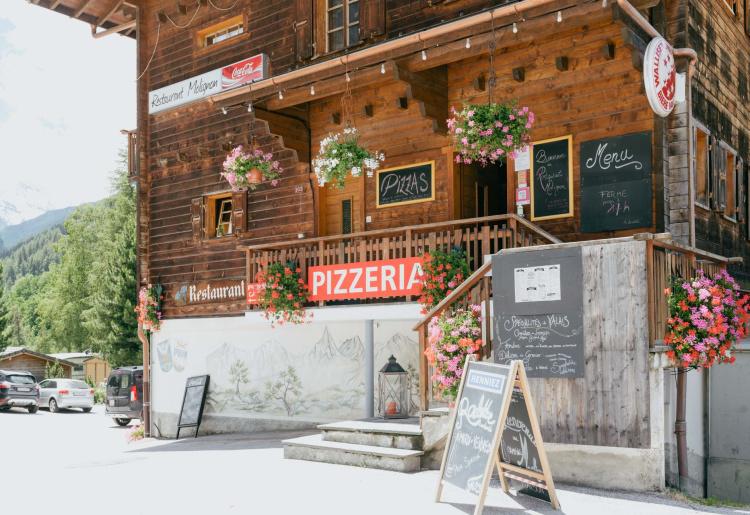 Restaurant-Camping Molignon