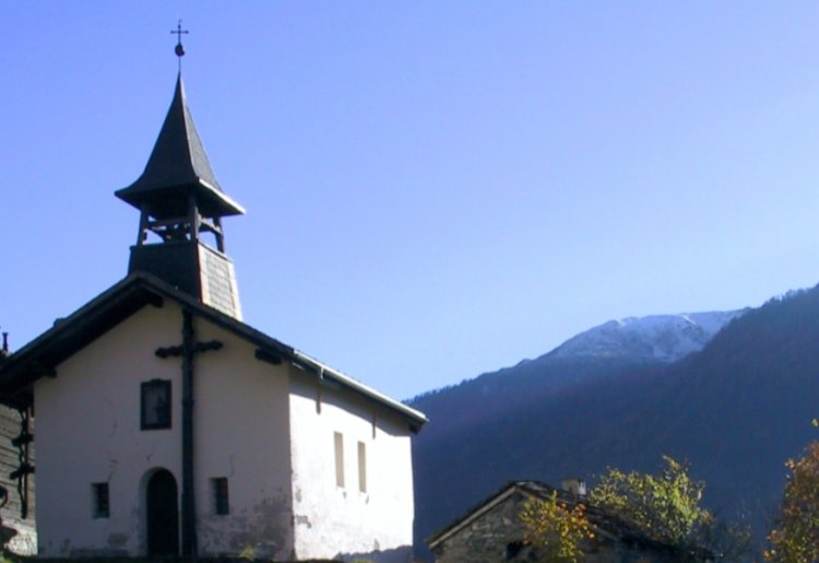 The chapels of Saint-Martin