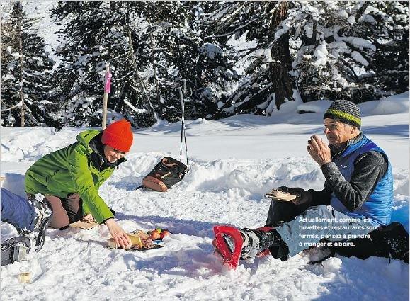 Un hiver en raquettes