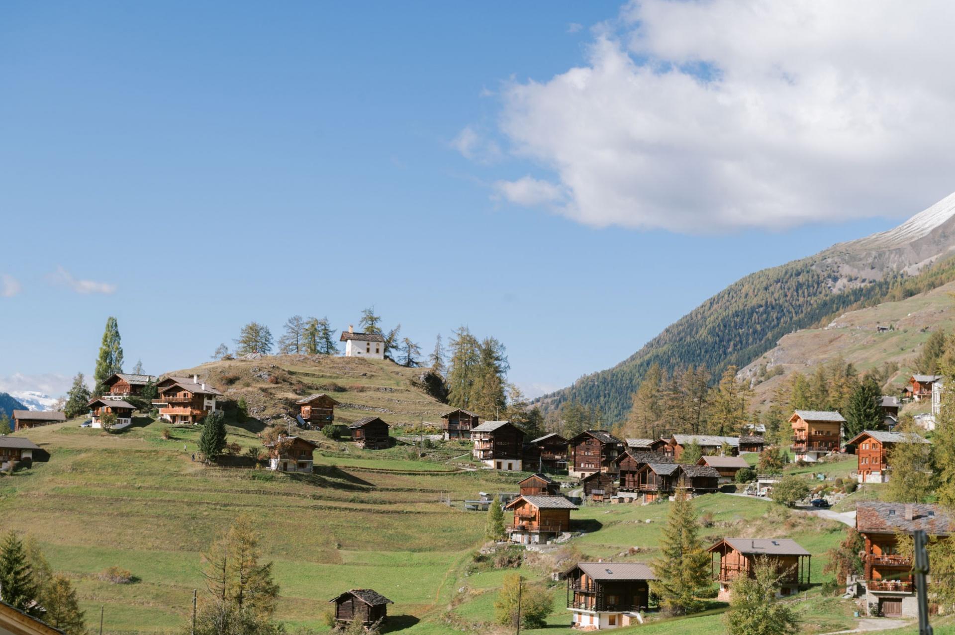 Randonnée accompagnée à Sasseneire (3254m) et au Col de Torrent