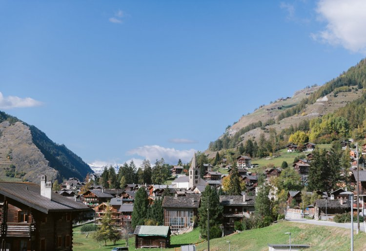 Village d'Evolène