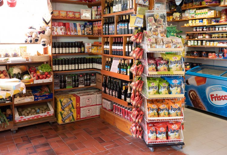 Epicerie du Rond-Point Arolla