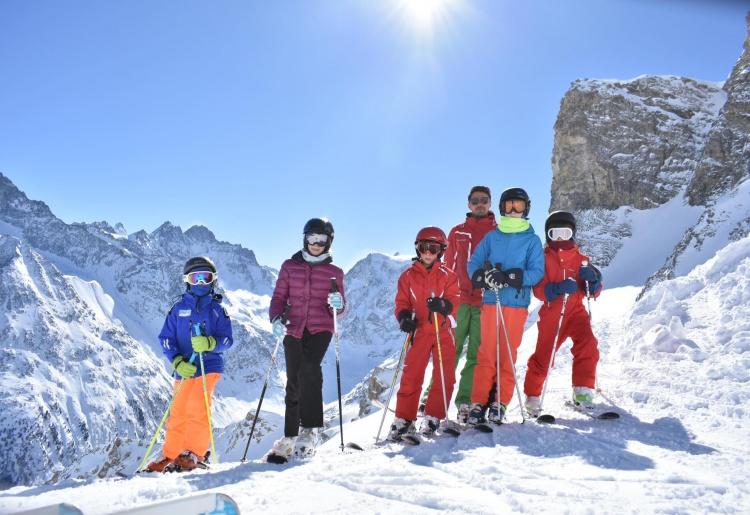 Arolla Swiss ski school